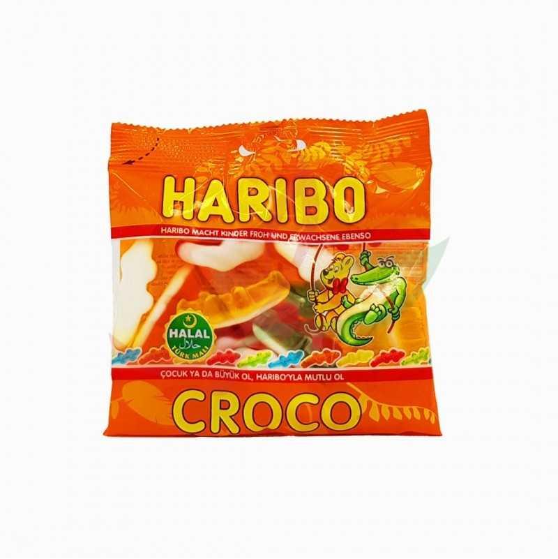 Bonbon croco halal Haribo 100g