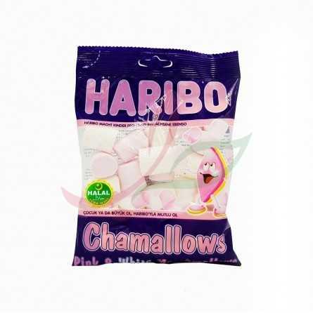 Bonbon chamallows halal Haribo 70g