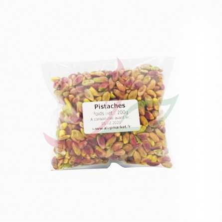 Shelled pistachio Alep Market 200g
