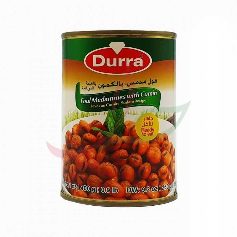 Foul medammas recette soudanaise Durra 400g