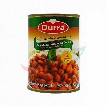 Foul medammas (sudanese bean recipe) Durra 400g