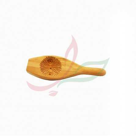 Moule pour maamoul en bois