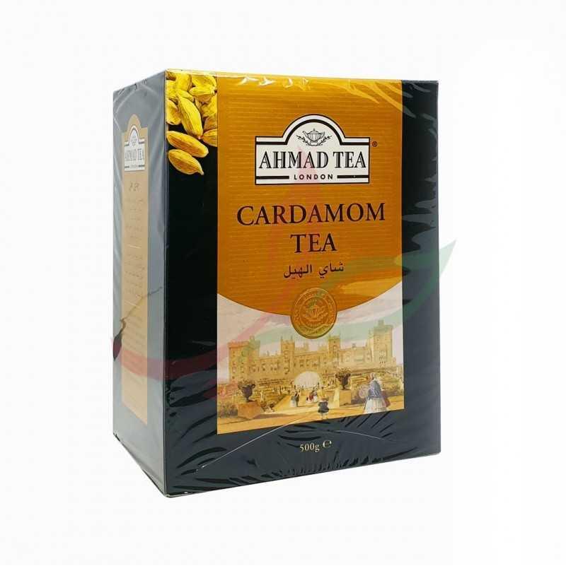 Thé noir à la cardamome Ahmad 500g