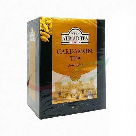 شاي أسود بالهال أحمد 500غ