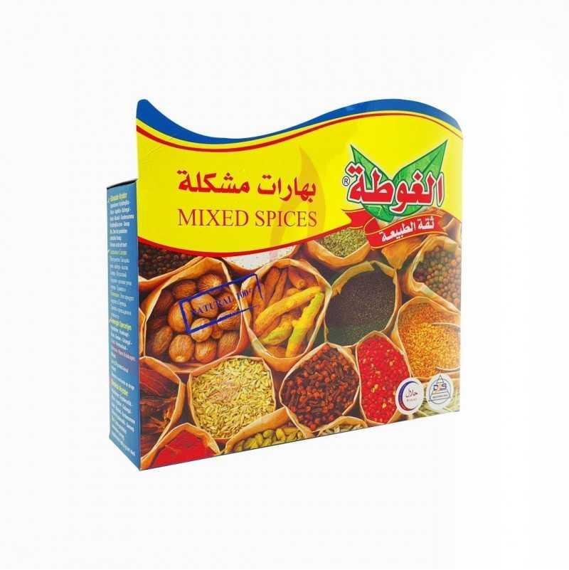 Seven spices Algota 70g