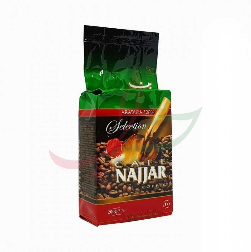 Café moulu à la cardamome Najjar 200g
