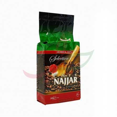 Ground coffee with cardamom Najjar 200g