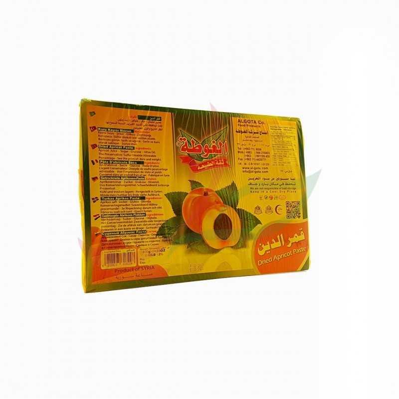 Pâte d'abricot - kamardine Algota 400g