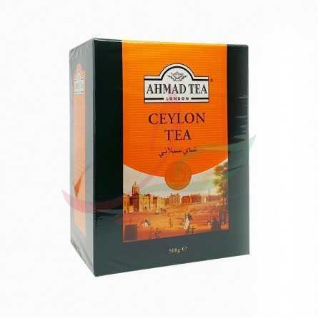 Ceylan black tea Ahmad 500g