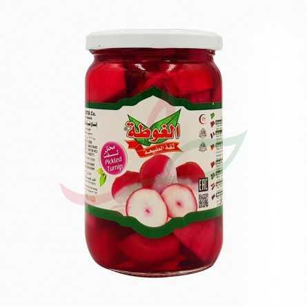 Pickled turnip in vinegar Algota 600g