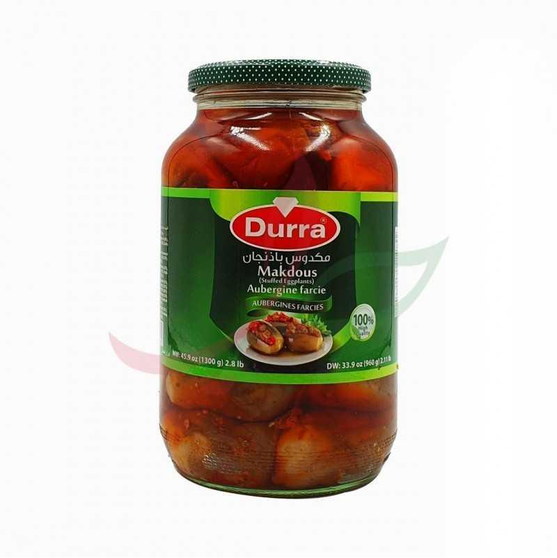 Makdous (aubergine farcie) Durra 1,3kg