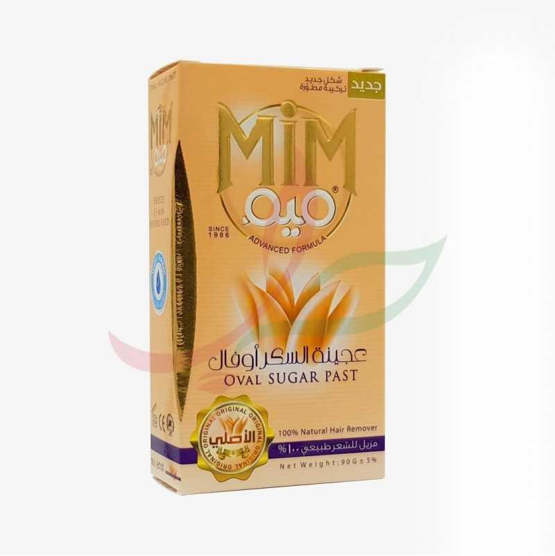 MIM - oriental wax