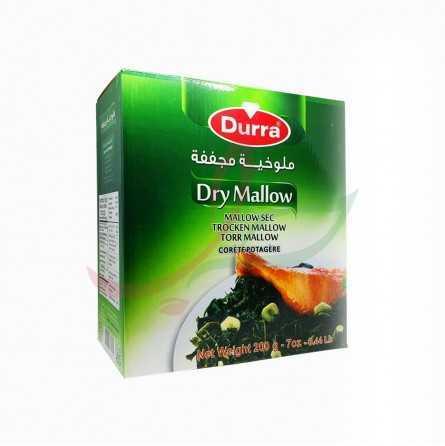 Molokheya - corète potagère sèche (boîte) Durra 200g