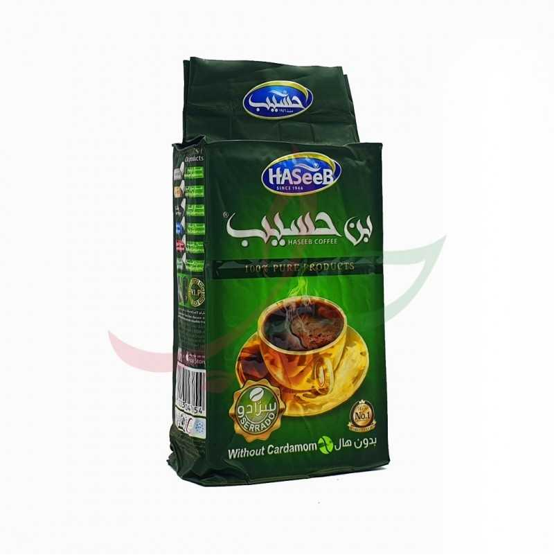 Ground coffee nature Haseeb 500g