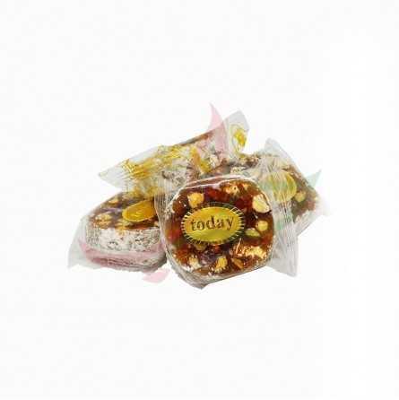 Loukoum (raha) rond aux pistaches 250g
