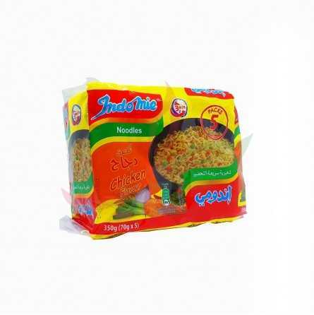 Indomie instant noodles (pack) - chicken 5x70g