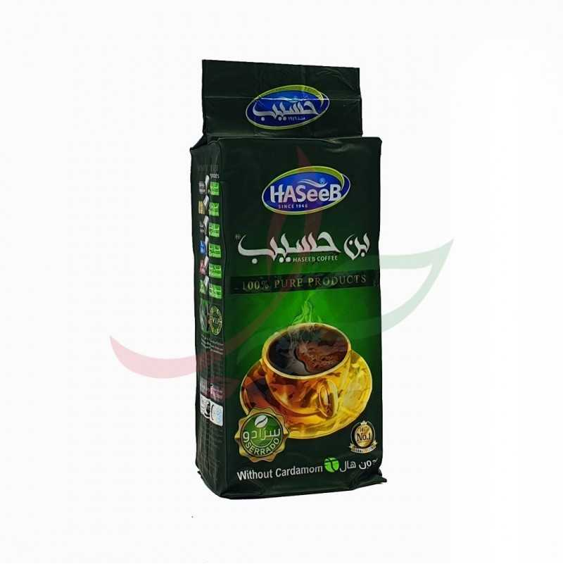 Café nature moulu Haseeb 200g