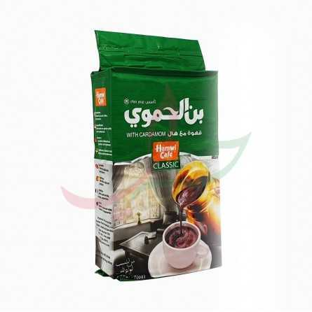 Ground coffee with cardamom Hamwi 200g