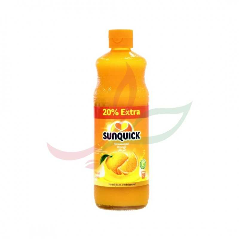 Sirop orange Sunquick 840ml
