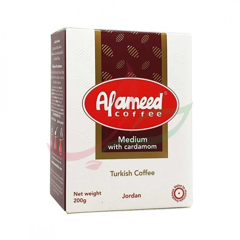 Ground coffee with cardamon Alameed 200g