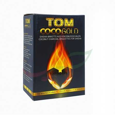 Natural coal 100% coconut Gold 1kg