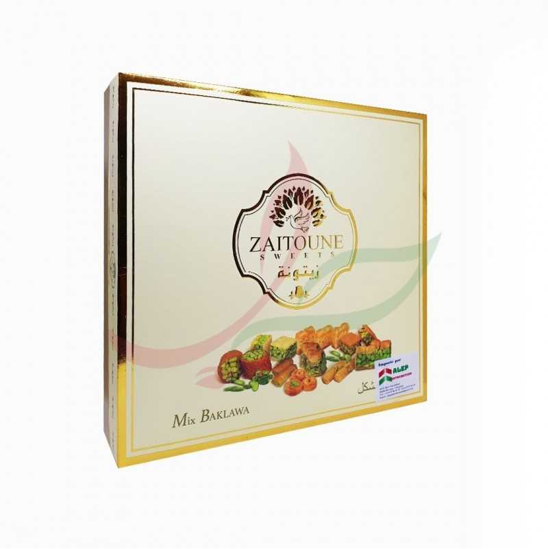 Baklava mixte Zaitouna 400g