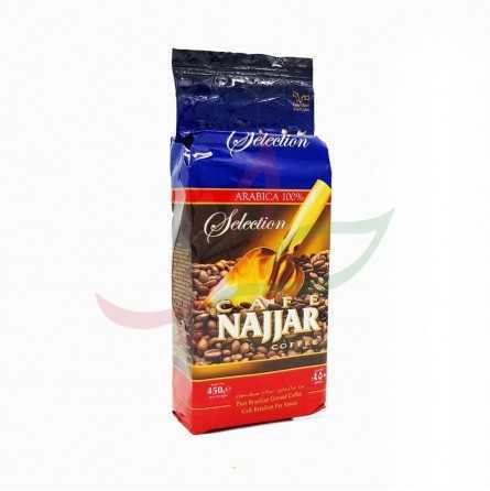 Ground coffee nature Najjar 450g