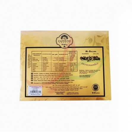 Mixed baklava royal Zaitouna 750g
