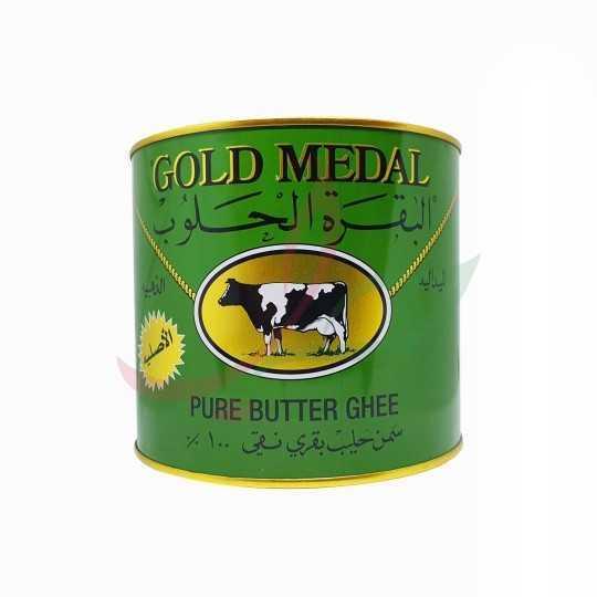 Ghee - beurre clarifié - smen Gold Medal 1,6kg