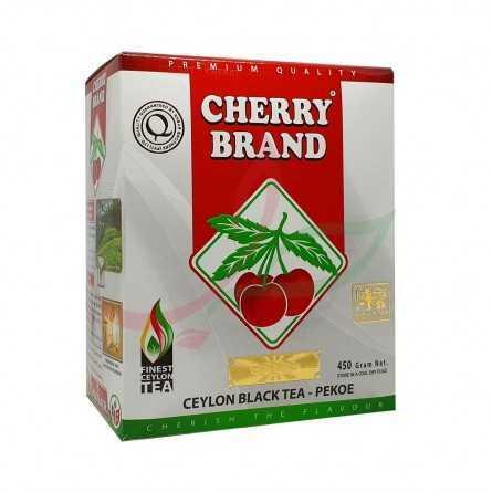 Thé noir Ceylan Cherry brand 450g
