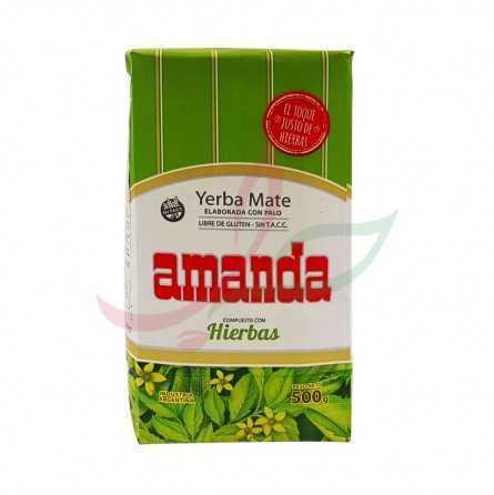 yerba maté aux herbes Amanda