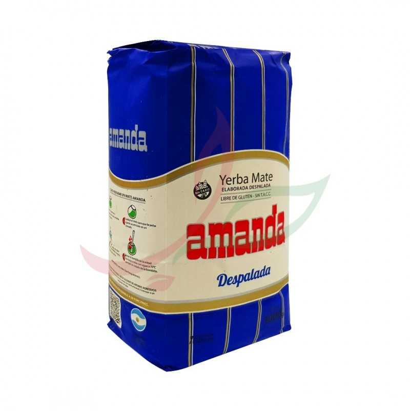 Yerba mate (without rod) Amanda 1kg