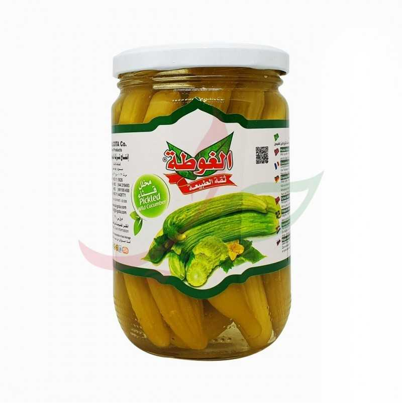 Pickled wild cucumber Algota 600g