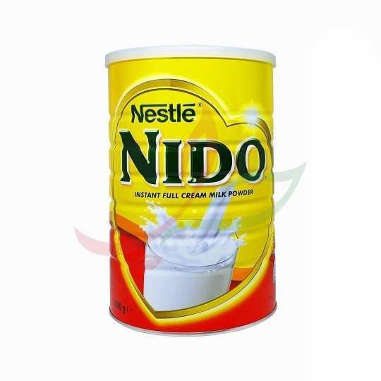Lait en poudre Nestle Nido 1,8kg
