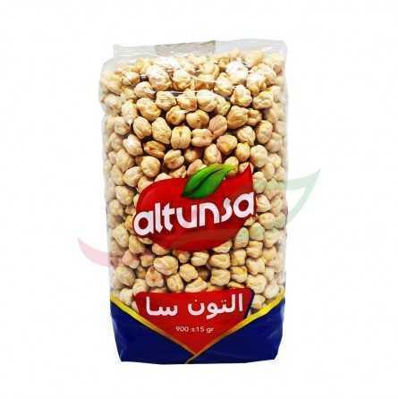 حمص حبة كبيرة التونسا 900غ