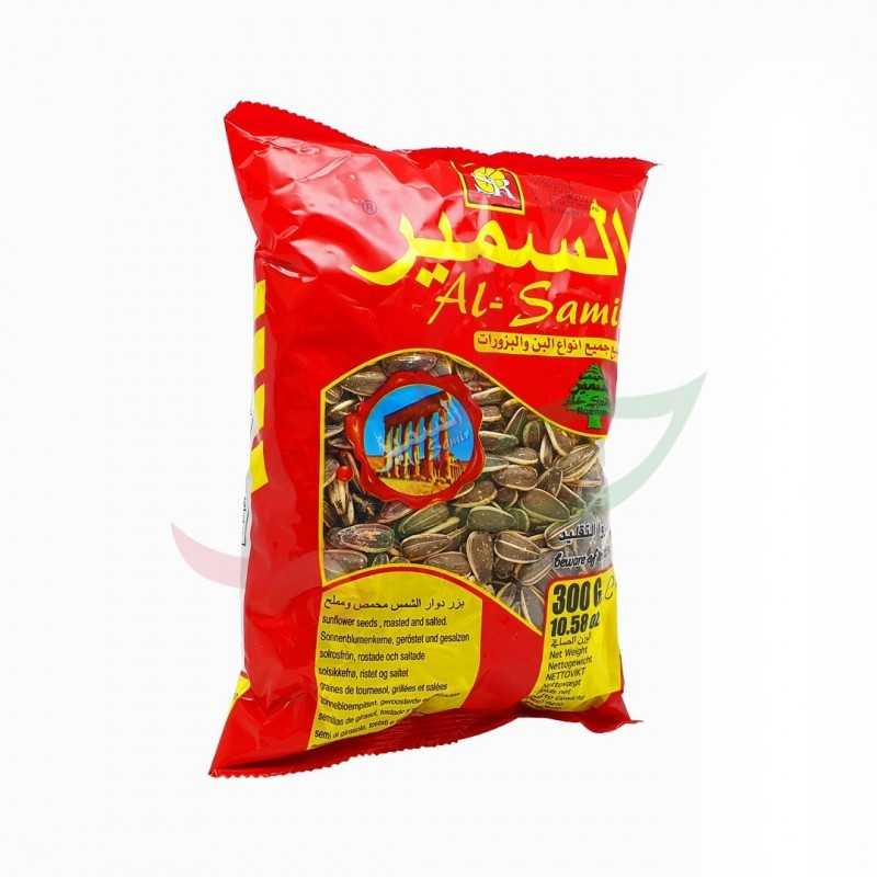 Graine de tournesol salée Alsamir 300g