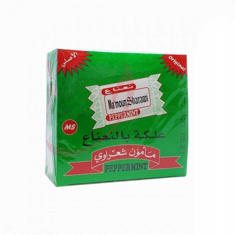 Chewing gum Sharawi menthe 250g