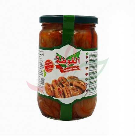 Makdous (stuffed eggplant) Algota 600g