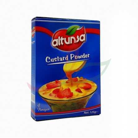 Custard nature Altunsa 125g