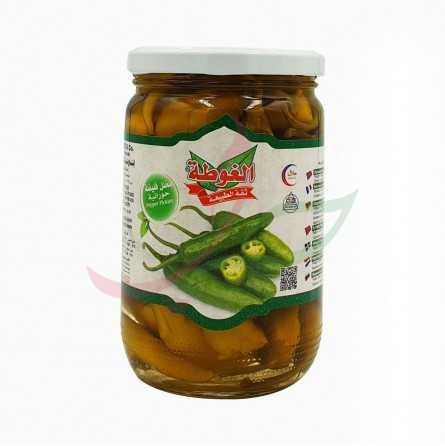 Pickled pepper Algota 600g
