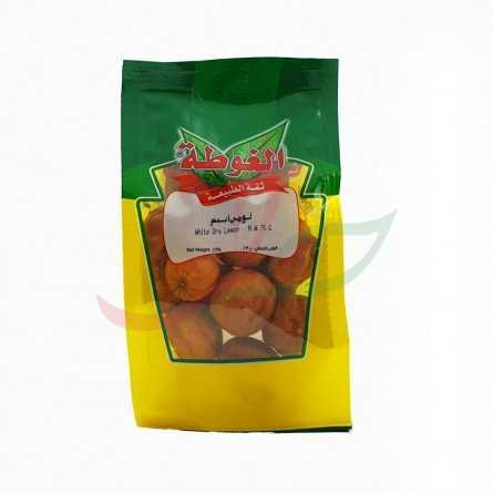 "Dried yellow lemon ""loomi"" Algota 75g"