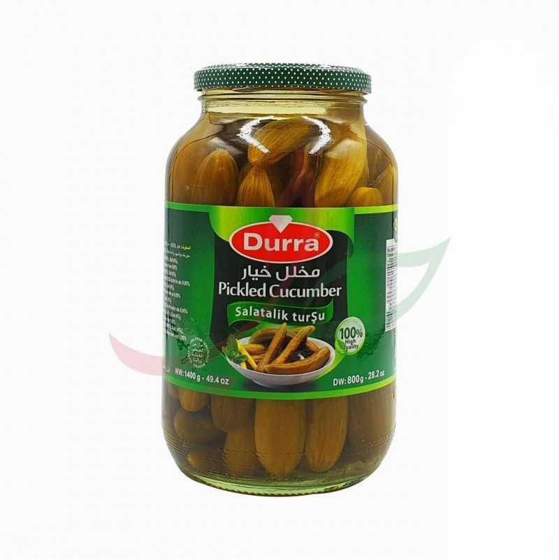 Concombre mariné Durra 1,4kg