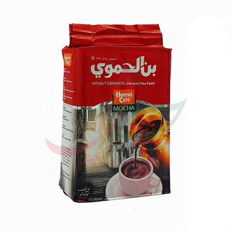 Ground coffee nature Hamwi 500g