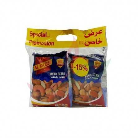 Mixed nuts (offre) Alkazzi 2x300g