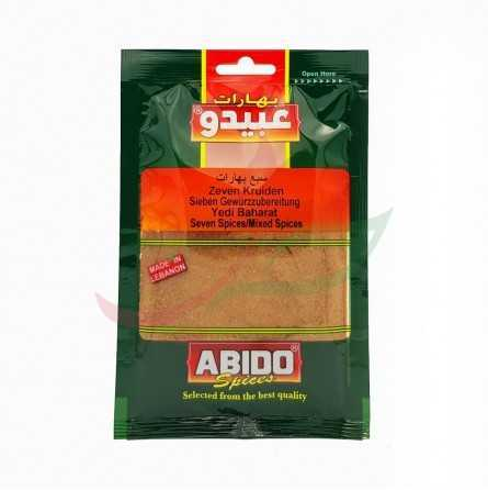 Seven spices Abido 50g