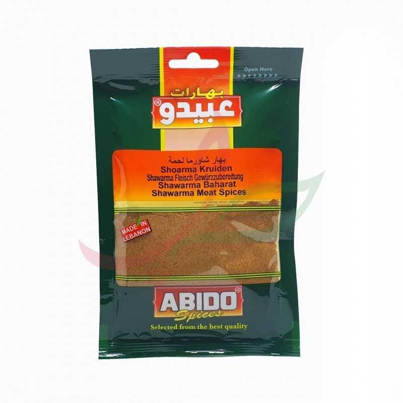 Beef shawarma spice Abido 50g