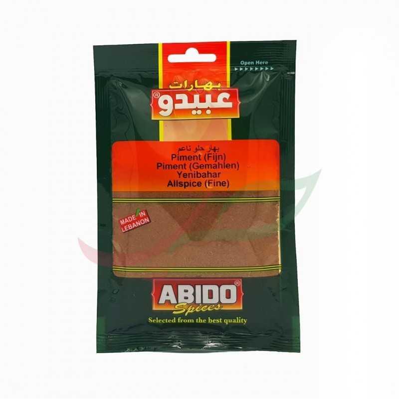 Ground sweet pepper Abido 50g