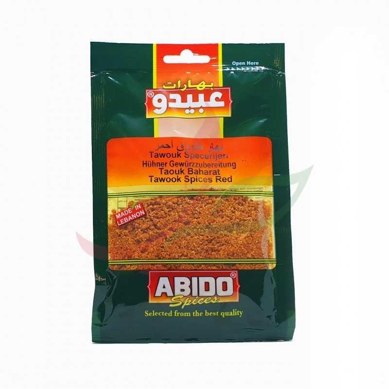 Shish tavuk spice Abido 50g