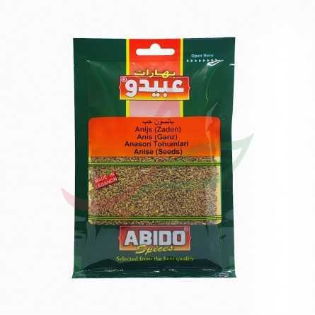 Whole anise Abido 50g