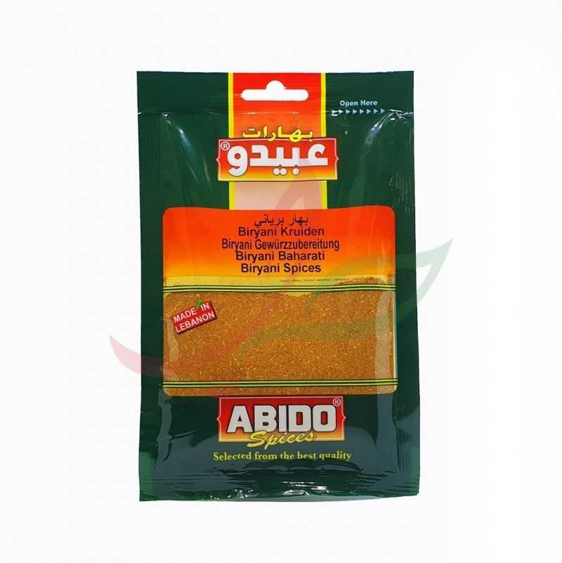 Biryani spice Abido 50g